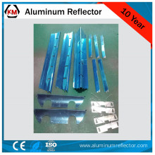 lamp reflector material aluminum louver fittings